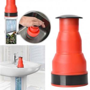 Водно оръдие за отпушване на мивки