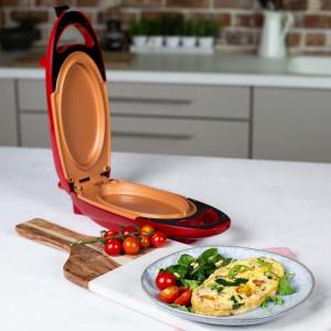 Иновативен тиган за готвене Red Copper