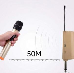 Комплект караоке микрофони SM-820A
