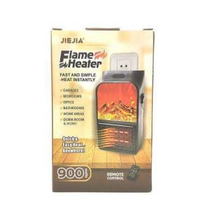 Мини изкуствена камина Flame Heater