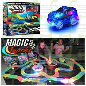 Светеща писта Magic Tracks 220 части