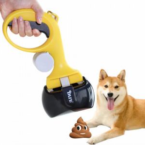 Уред за събиране на кучешки изпражнения