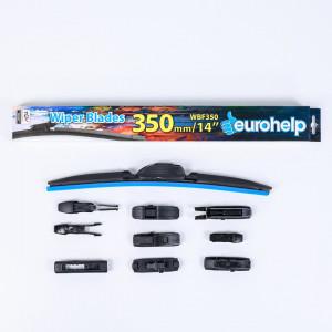 """Безшарнирна Чистачка Eurohelp WBF350 - 350mm/14"""""""