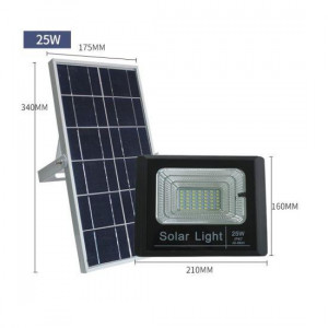 Външна соларна лампа Jortan