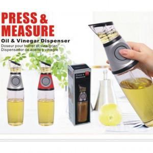 Диспенсър за олио и оцет Press and Measure
