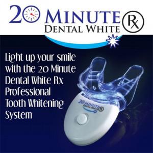 Иновативна избелваща система 20 Minute Dental White