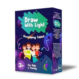 Иновативна светеща дъска за рисуване