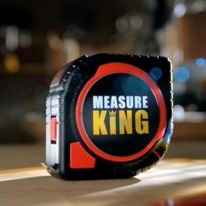 Многофункционалната лазерна рулетка Measure King