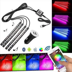 LED ленти за вътрешно осветление на кола Car atmosphere light