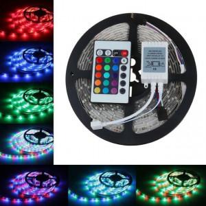 RGB LED лента с дистанционно