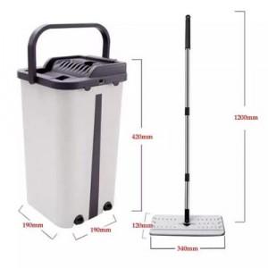 Дезинфектиращ моп за почистване и полиране Scratch Mop