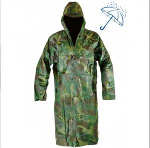 КОМПЛЕКТ Бинокъл Bushnell + Дъждобран Camouflage SE