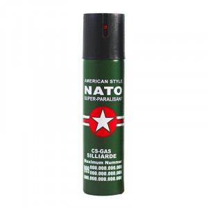 Лютив спрей за самозащита NATO