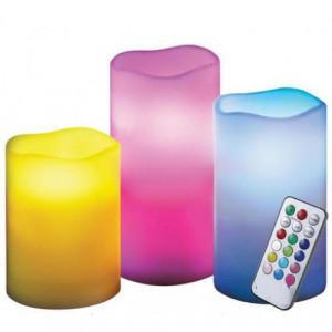 Романтични свещи Luma Candles