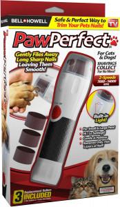 Тример за подрязване на нокти на кучета и котки PAW PERFECT