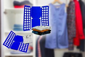Универсално приспособление за сгъване на дрехи Vivo