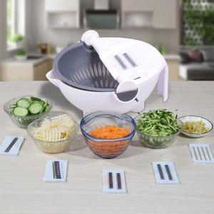 Уред за настъргване на зеленчуци 2в1