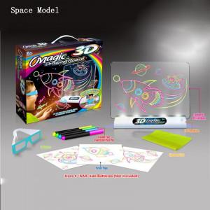 3D Магическа дъска Magic Drawing Board