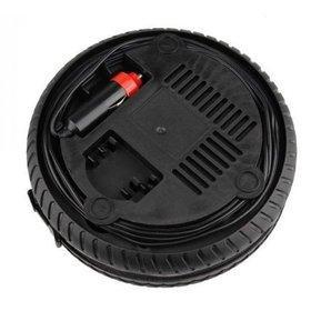 Въздушен компресор с формата на гума