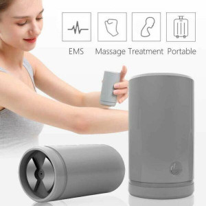 Импулсен гумен масажор Magic Jar