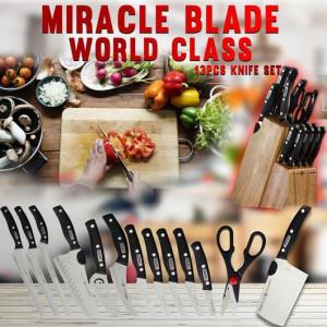 Комплект кухненски ножове Miracle Blade