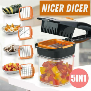Кухненско ренде Nicer Dicer Quick 5in1
