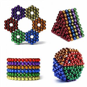 Магнитни топчета Неокуб 216 бр.