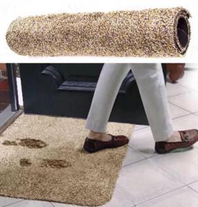 Микрофибърна абсорбираща подложка Clean Step