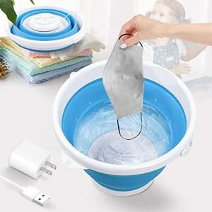 Мини перална машина Foldable Washing Machine - 10л