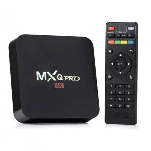 Муллтимедиен смарт бокс MXQ Pro 4k