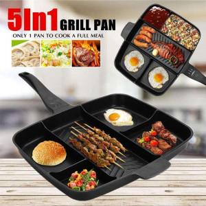 Мултифункционален тиган Magic Pan 5in1