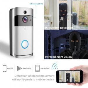 Смарт видео звънец с камера