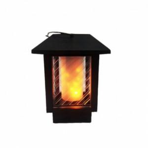 Соларна лампа Flame light