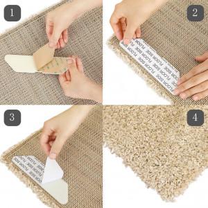 Твърда подложка за килими