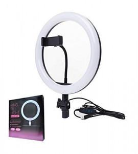 LED ринг лампа с трипод и вградено дистанционно Ring Fill Light