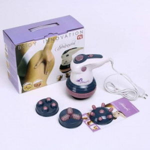 Иновативен антицелулитен масажор Body Innovation