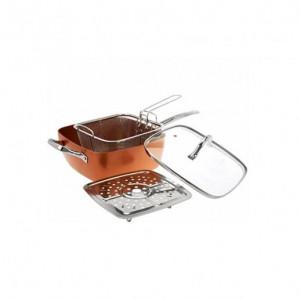 Мултифункционален тиган Copper