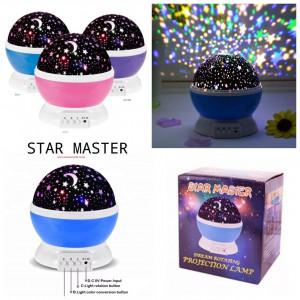 Нощна лампа Star Master