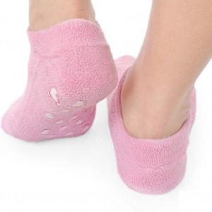 Овлажняващи чорапи против напукани пети Spa Gel