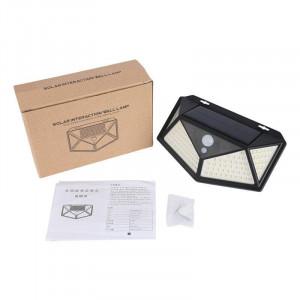 LED соларна лампа за стена Solar Lamp