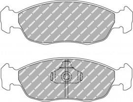 Pastiglie freno Ferodo Racing (anteriori) 106 1.3-1.6 immagini