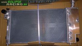 Radiatore maggiorato GR.A alluminio 50mm 106 1.3-1.4 e 1.6 8v/16v immagini