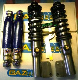 Assetto ghiera regolabile GAZ per Clio RS 172 o 182 immagini