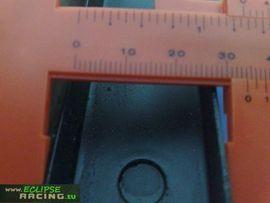Radiatore maggiorato 34mm (Saxo Cup) in rame immagini