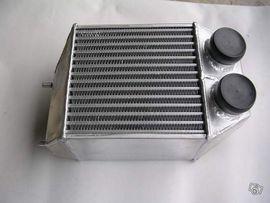 Intercooler maggiorato in alluminio 120mm Renault 5 Turbo immagini