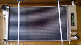 Radiatore maggiorato GR.A alluminio 40mm Xsara 2.0 16v immagini