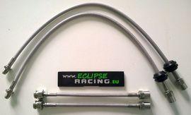 KIT Tubi freno in treccia metallica (4 tubi) Twingo RS immagini