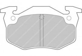 Pastiglie freno Carbone Lorraine (posteriori) 205 1.6 GTi e 1.9 GTi immagini