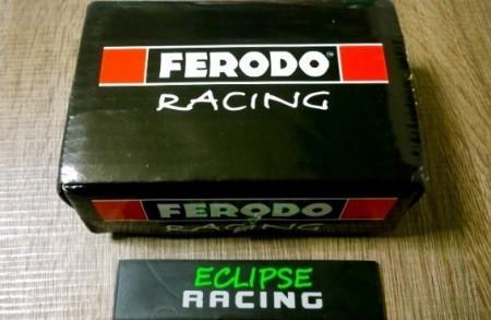 Pastiglie freno Ferodo Racing DS2500 (posteriori) Clio RS 197 o 203 immagini