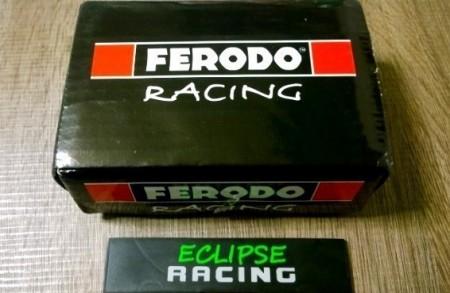 Pastiglie freno Ferodo Racing DS2500 (posteriori) Twingo RS immagini
